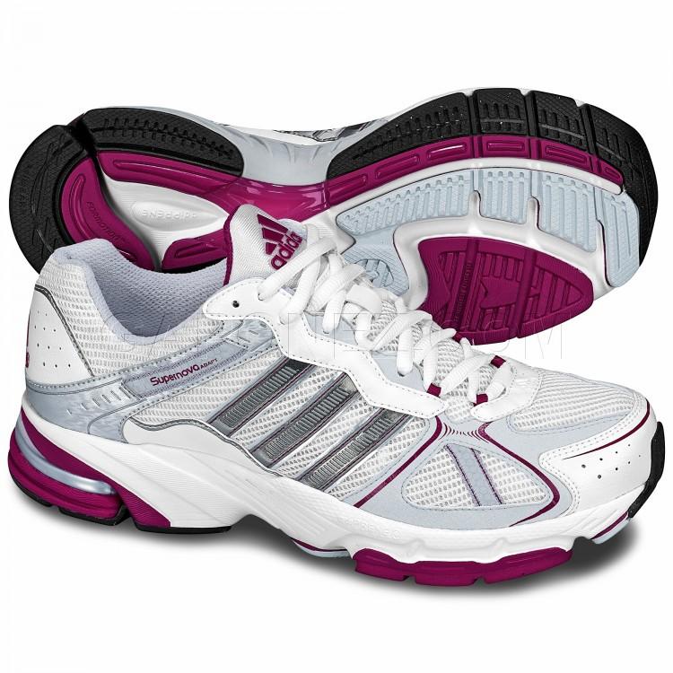 Беговые кроссовки адидас женские