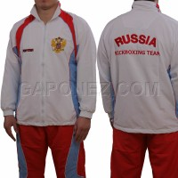 Top Ten Sport Suit Russia Kickboxing Team 7712-RUS