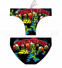 Turbo Water Polo Swimsuit Horror 79318
