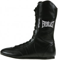Everlast Boxing Shoes Hi-Top EBS2 BK