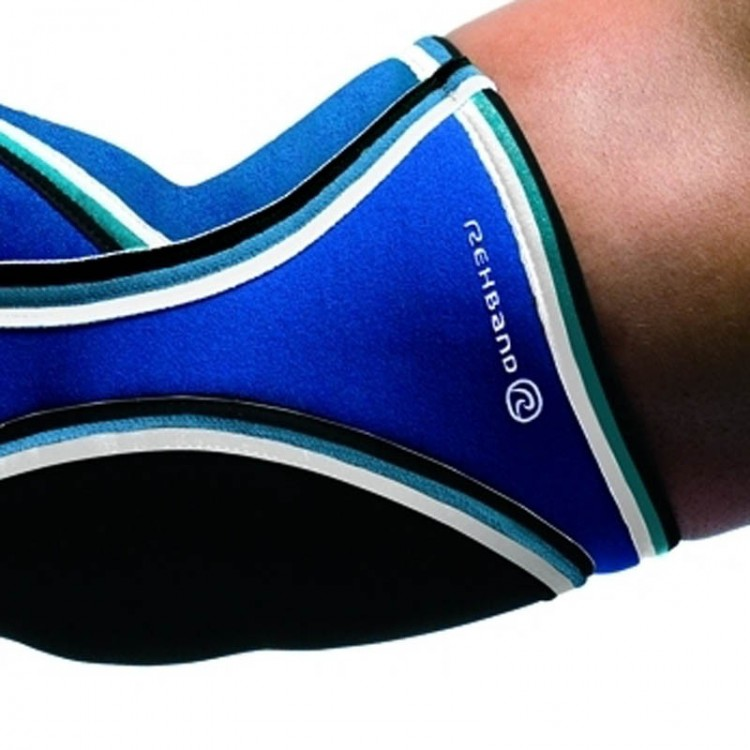 Rehband Бандаж Локтя Синий Handball Elbow Support Core Line 7721 BL