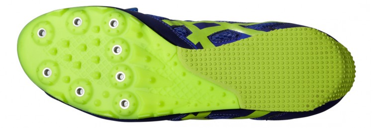 Asics Shoes Track-and-Field TURBO JUMP 2 G505Y-4307