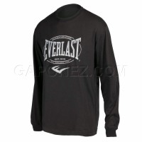 Everlast Футболка Longsleeve New York Logo EVLTS1 BK