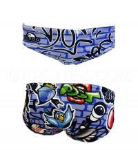 Turbo Water Polo Swimsuit City 730339