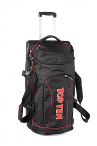 Top Ten Sports Bag Trolley (Deluxe Travel) Jumbo 8005