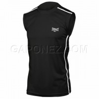 Everlast T-shirt Poly Muscle EVTS71 BK