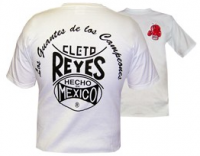 Cleto Reyes Top SS Camiseta Champy RQTS WH