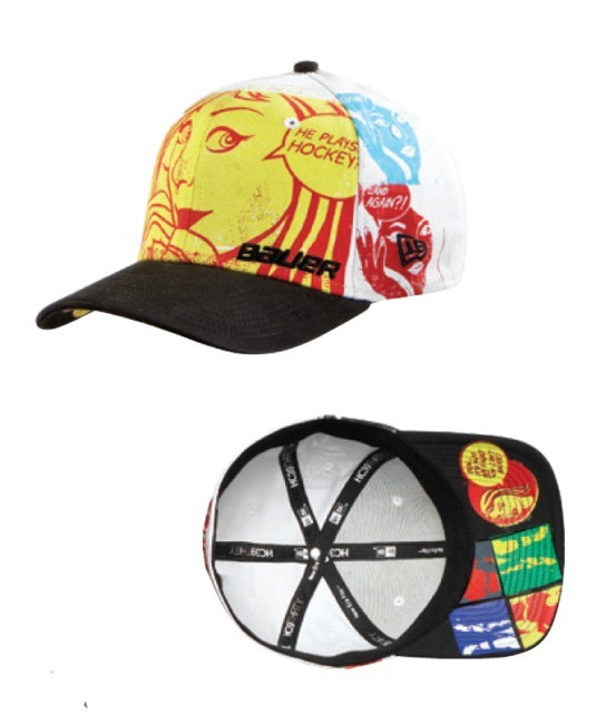 Bauer Cap New Era 39Thirty® Pop Art Stretch 1036814