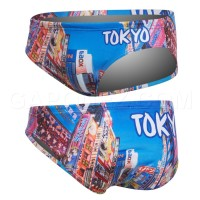 Turbo Water Polo Swimsuit Tokyo 730258
