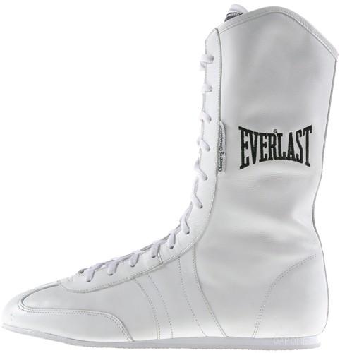 a282d1e2ec80 Купить Everlast Боксерки - Кожаная Боксерская Обувь Hi-Top EBS2 WH ...