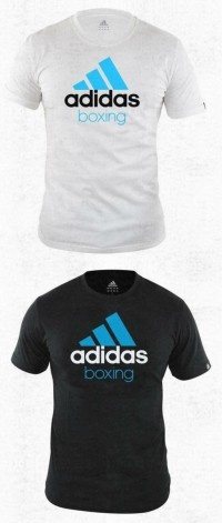 Adidas Top SS T-Shirt Boxing adiCTB