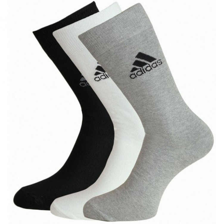 Adidas Socks 3-in-1 Thin Corporate Crew Fusion E17637