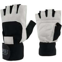 Gaponez Gloves for Weightlifting and Fitness GWGB