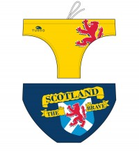 Turbo Water Polo Swimsuit Scotland 730007