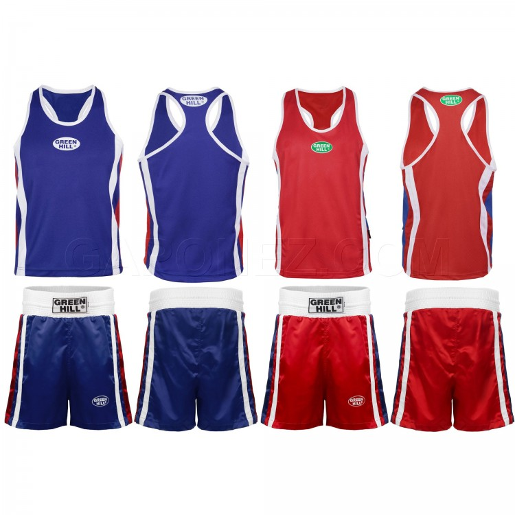 Green Hill Boxing Amateur Set GBAS