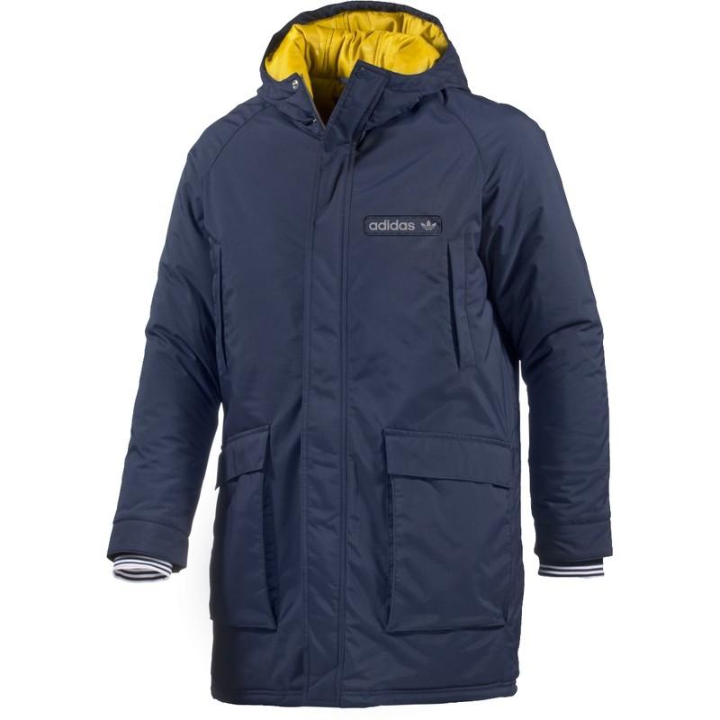 81073526 Купить Адидас Ориджиналс Утепленная Куртка Парка Зимняя Мужская ...