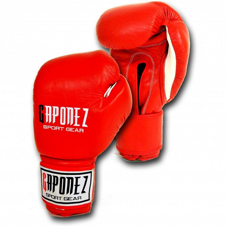 GAPONEZ Boxing Gloves Knockout GBGK