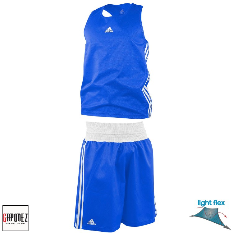 Adidas Boxing Amateur Set Micro Diamond adiBTT01/adiBTS01