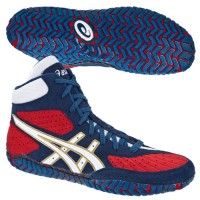 Asics Wrestling Shoes Aggressor J000Y-5001