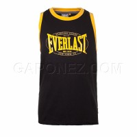 Everlast Top Tank Range Racer Back EVR5542 BK