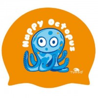 Turbo Шапочка для Плавания Happy Octopus 9701688