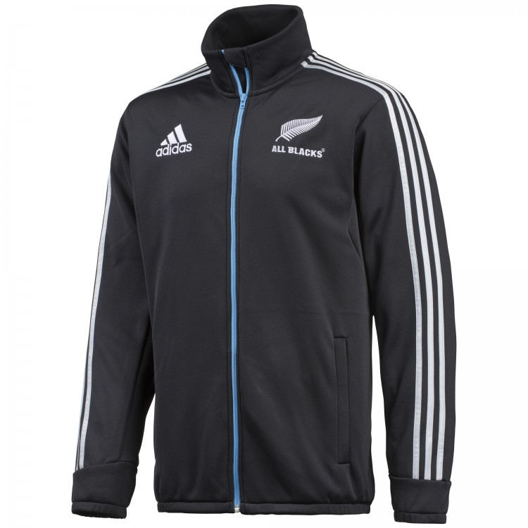 Adidas Originals Top Rugby Jacket All Blacks Z19113