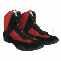 Cleto Reyes Boxing Shoes RESHOE-1 RD