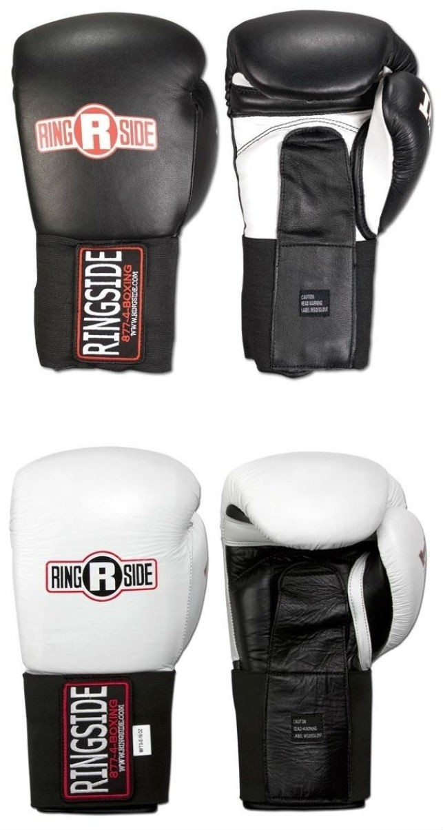 Ringside Boxing IMF Tech Hook And Loop Sparring Gloves