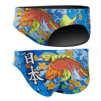 Turbo Water Polo Swimsuit Japan Vibes 730321-0006