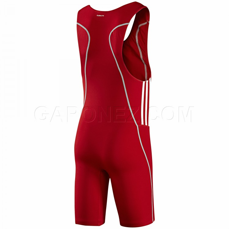 ​Adidas Weightlifting Men Lifter Suit (W8) Red Colour 294745