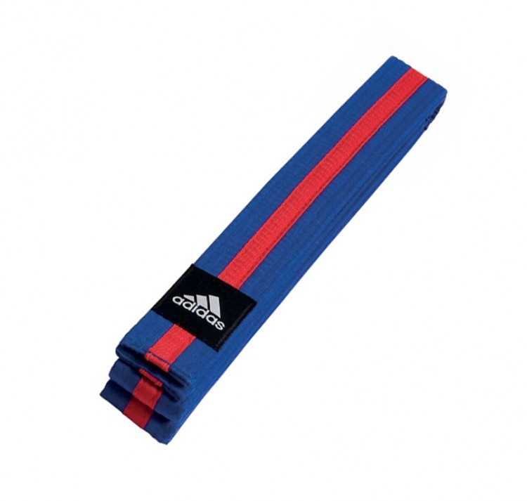 Adidas Belt for Martial Arts Striped adiTB02
