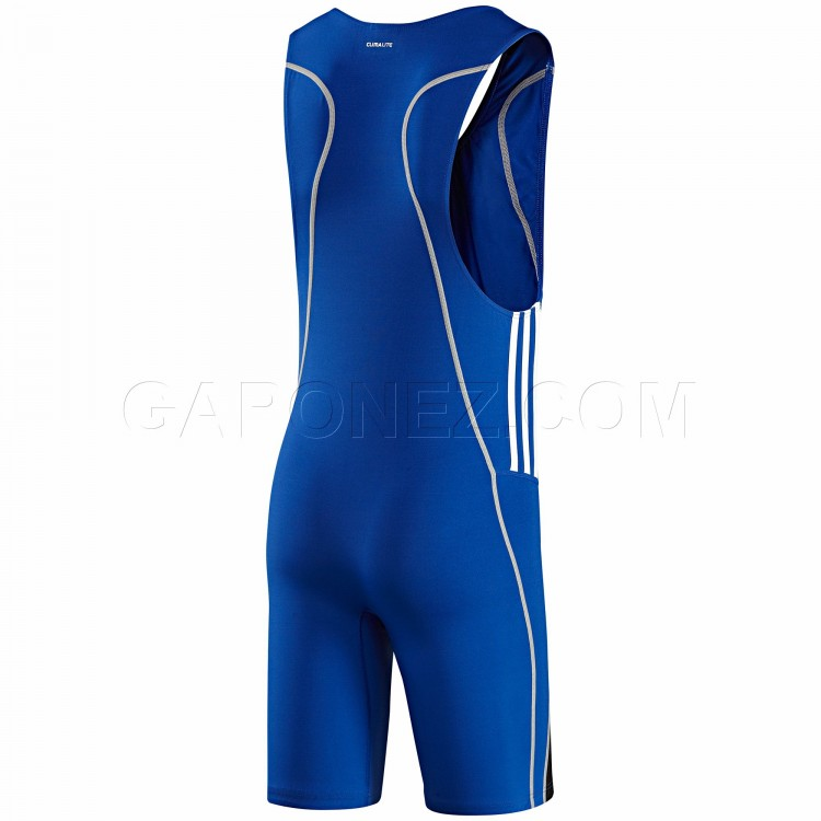 ​Adidas Weightlifting Men Lifter Suit (W8) Blue Colour 295119