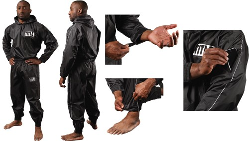 Title Sauna Suit Pro Hooded TSS