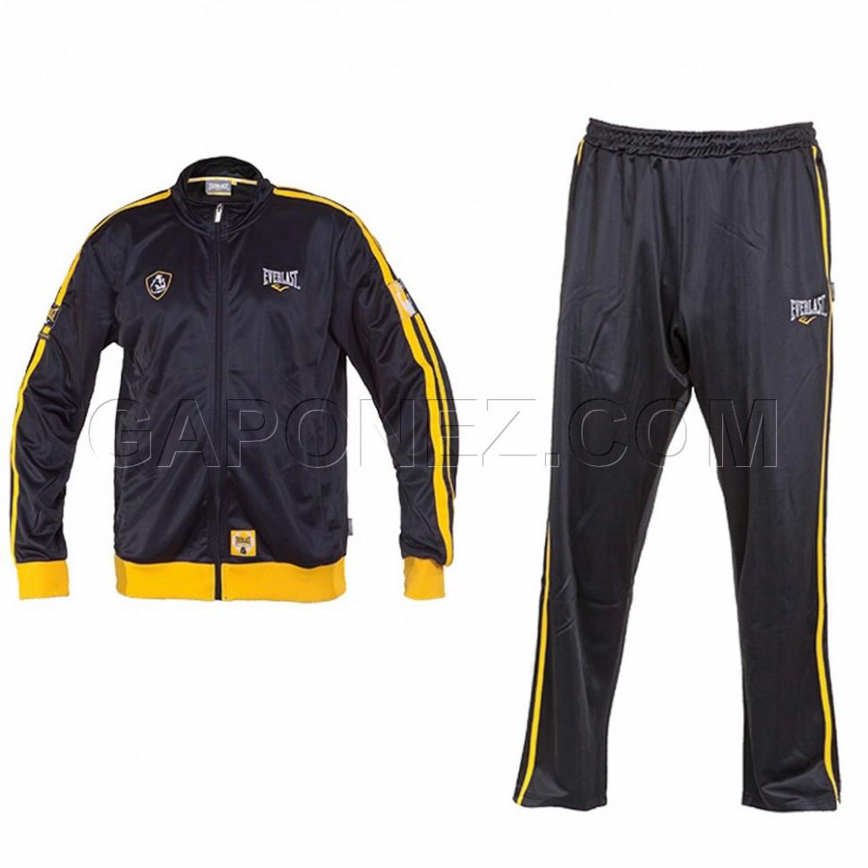 773ef2149538 Эверласт Одежда Спортивный Костюм Трикотажный Everlast Apparel Suit ...