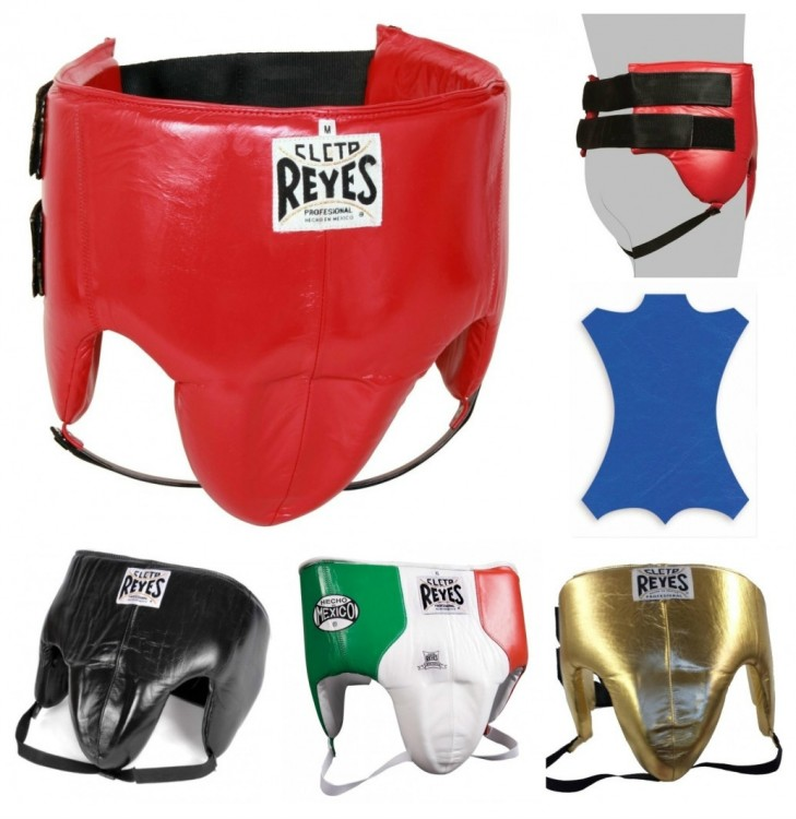Cleto Reyes Boxing No Foul Protector REFPR