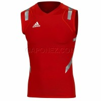 Adidas Boxing Tank Top Red Color B8 TF TechFit 312939