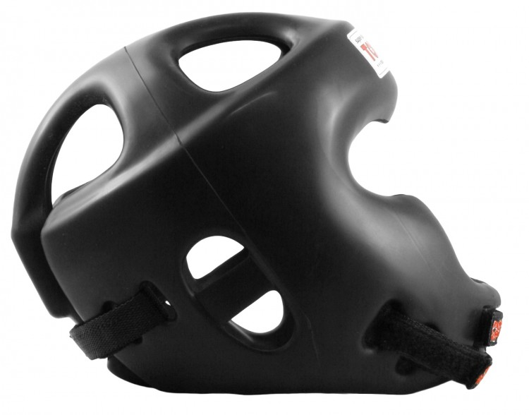 ​Top Ten Boxing Head Guard Full Protection Black Colour 4062-9004