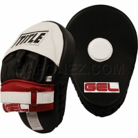 Title Boxing Punch Mitts Gel® Contoured GCPPM