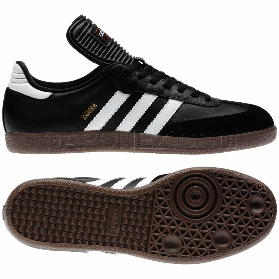residuo lápiz Bronceado  Adidas Originals Footwear Samba Classic 034563 Men's Soccer Indoor Shoes  from Gaponez Sport Gear