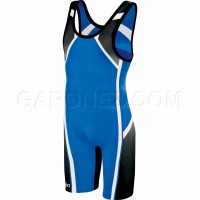 Asics Wrestling Suit Conquest Blue JT1153-43