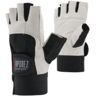 Gaponez Gloves for Weightlifting and Fitness GWGH