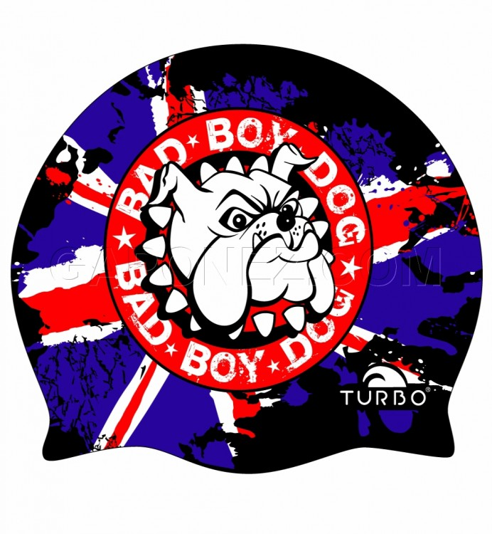 Turbo Шапочка для Плавания Bad Boy Dog 9701752