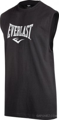 Everlast T-shirt Muscle ESTS BK