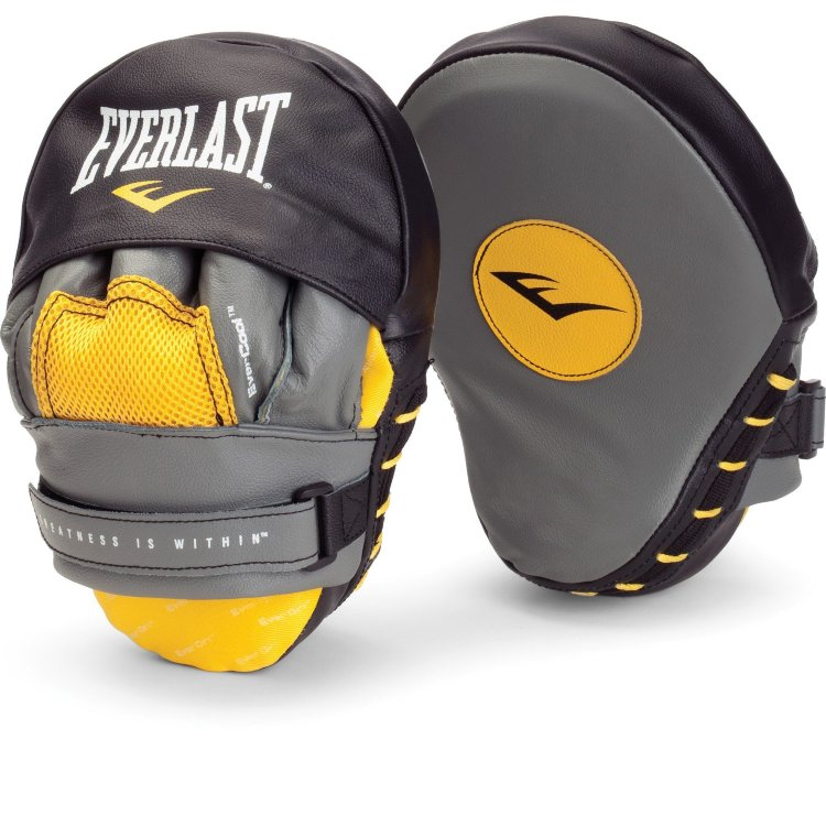 Everlast Boxing Punching Mitts Mantis EVPM4