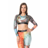 Ishi Top LS Compression  Dragon ILSG