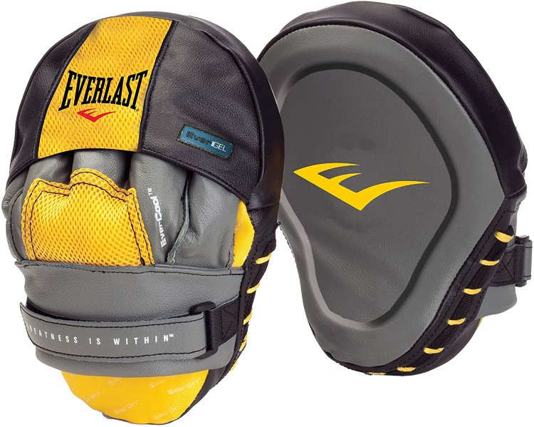 Everlast Boxing Punching Mitts Mantis EVPM5