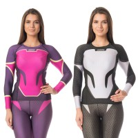 Ishi Top LS Rash Guard Compression CyberPunk ILSY