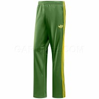 Adidas Originals Брюки Firebird Track Pants Зеленый Цвет P07541