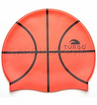 Turbo Шапочка для Плавания Basketball Ball