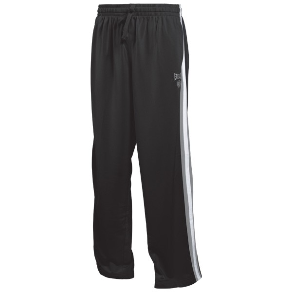 Everlast Pants Authentics Centennial Warm-Up EVWP7 BK